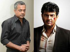 Ajith-Gautham Menon project updates