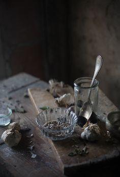 Purple Italian Panzanella Salad with Sunflower Seeds | Hortus Natural Cooking - Italian, Vegetarian, Natural Food