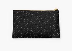Dots Black by meandthemoon