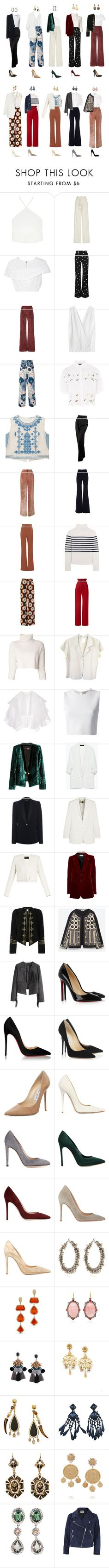 """you said they didnt shine"" by homeandhunnie ❤ liked on Polyvore featuring New Look, Johanna Ortiz, Delpozo, Monse, Isa Arfen, Band of Outsiders, Chloé, Topshop, Chelsea Flower and Chanel"