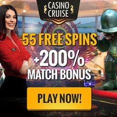 Casino Cruise Online Casino offers a cool cruise ship theme, the best slots &casino games. Casino Cruise is an award winning online casino, try now with one of the biggest bonuses online. Casino Cruise, Top Casino, Casino Sites, Best Online Casino, Online Casino Bonus, Mega Moolah, Jackpot Winners, Cruise Reviews, News Online