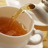 Build Strong Bones ~ Drink Tea Super Calc Tea  6 parts horsetail grass 4 parts comfrey leaf 3 parts oatstraw 1 part lobelia  Optional: 1-3 parts hibiscus petals for flavor and a pretty color  Use 1tsp herb to 1 C water Boil - 30 sec. cover let cool / strain Add honey as desired and 1/3 volume of raw apple cider vinegar Drink 1/2 C per day