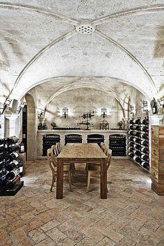 Wine cellar in Vienna