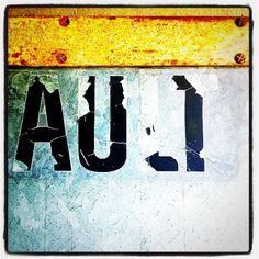 ault #typographics #typevstime - @nicoooooooon- #webstagram