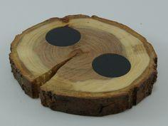 Kawałek drewna wiśniowego i dwa magnesy - z lodówki nic mnie nie ruszy!