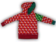 klaver rood inspiratie: trui