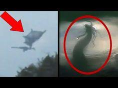 10 Strange Noises & Mysterious Things Caught On Tape! - YouTube