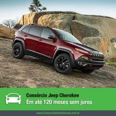 Nova geração do Jeep Cherokee chega ao Brasil e você já pode programar a compra do seu por meio do consórcio. Saiba mais sobre o modelo através da matéria:  https://www.consorciodeautomoveis.com.br/noticias/consorcio-jeep-cherokee-em-ate-120-meses-sem-juros?idcampanha=206&utm_source=Pinterest&utm_medium=Perfil&utm_campaign=redessociais