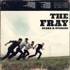 """The Fray is back with """"Scars and Stories,"""" featuring the hit single """"Heartbeat."""""""