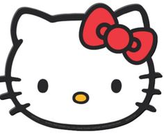 hello kitty. since i was a little girl. before everyone jumped on the HK  bandwagon.