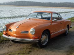 vw karmann ghia - 1972