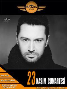 Sadık Karan 4. albümü YENİ'nin konserlerine devam ediyor. 23 Kasım'da Ortaköy Rockers sahnesindeyiz!