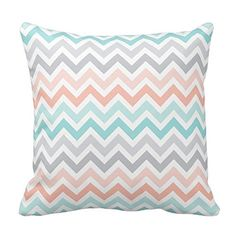 Coral Aqua and Gray Chevron Pattern Design Throw Pillow C... https://www.amazon.com/dp/B01BTJ2Y4K/ref=cm_sw_r_pi_dp_x_rl2Pyb4B8NRDA