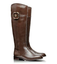 e9a3bea9859885 Check out and shop these Tory Burch Lawrie Riding Boots at http   rstyle