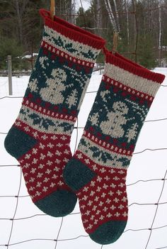 Christmas Stocking Knitting Pattern ~ View the Latest Choices for Marvelous 40 Pictures Christmas Stocking Knitting Pattern to Get Unique Christmas Santa Boot Stocking ornament Knitting Pattern with Christmas Stocking Knitting Pattern Knitted Christmas Stocking Patterns, Christmas Stocking Kits, Knitted Christmas Stockings, Knit Stockings, Christmas Knitting, Christmas Snowman, Christmas Patterns, Holly Christmas, Stocking Ideas