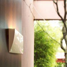 Lembo by Prandina. Polish agent of Prandina: www. Interior Lighting, Modern Lighting, Lighting Design, Italian Lighting, Modern Wall Sconces, Modern Contemporary, Wall Mount, Wall Lights, Indoor