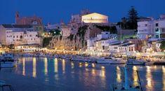 Vista de Ciutadella desde el puerto. Menorca © Turespaña #mneorca #menorcamediterranea