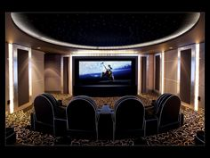 15 High-End Home Theater Designs | Home Remodeling - Ideas for Basements, Home Theaters & More | HGTV