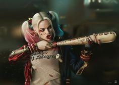 Filme Suicide Squad  Harley Quinn Papel de Parede