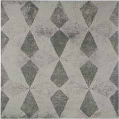 Vloertegel Terratinta Betonepoque 20x20x1,05 cm Clay Mud Claire 02 1ST
