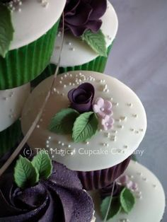 The Magical Cupcake Company - Cupcakes