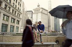 Chicago engagement sessions // Destination Engagement // epagaFOTO