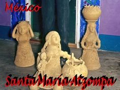 The most prevalent of Mexico's crafts is ceramics/pottery. Ceramics was considered one of the highest art forms during the Aztec Empire, with the knowledge of making pottery said to have come from the god Quetzalcoatl himself