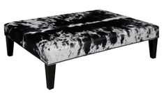 x Cowhide Footstool - London Cows Animals For Kids, Cows, Cleaning Wipes, Ottoman, London, Chair, Table, Furniture, Home Decor
