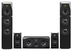 Emotiva Airmotiv 5CH Speaker System Review
