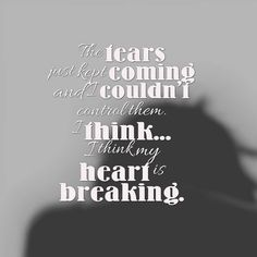 Crushed and Crying Life S, Blog Writing, Love Your Life, Quote Of The Day, Crying, Thinking Of You, Amber, Crushes, Fiction