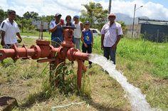 Guacara reactivó bomba de agua en beneficio a más de 5 mil familias