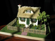 Whole Cottage by Wyld_Hare, via Flickr-1:48 scale