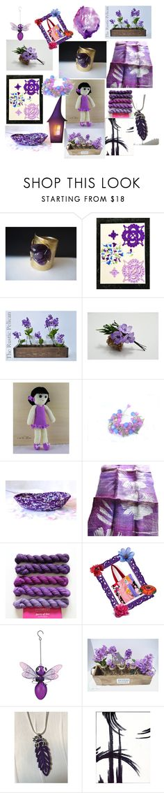 """""""Just Be You"""" by anna-recycle ❤ liked on Polyvore featuring Bambola, Bibi, modern, rustic and vintage"""