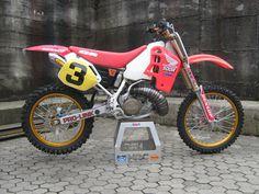 HONDA CR500