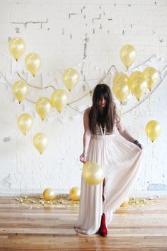 Holiday Party Backdrop - Free People Blog