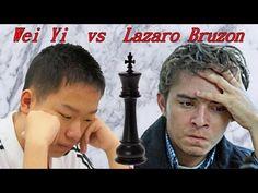 Partite Commentate di Scacchi 170 - Wei Yi vs Bruzon - Immortale a 15 Anni - 2015 [C67] - YouTube