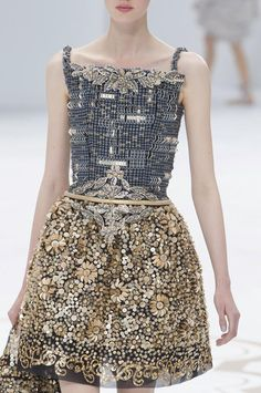 lovelaceleopard:   Chanel Haute Couture Fall 2012-15