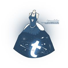 Popular Websites as Dresses http://geekxgirls.com/article.php?ID=2012