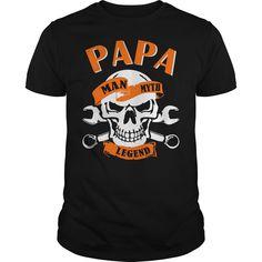 Papa the Myth the Legend