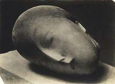 Constantin Brancusi, The Sleeping Muse, c. 1920's, gelatin silver print
