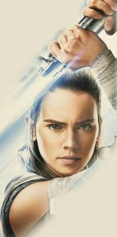 Star Wars Rise of Skywalker Superhero Jedi Rey Cosplay Simbolos Star Wars, Finn Star Wars, Star Wars Girls, Star Wars Fan Art, Star Wars Darth, Chewbacca, Rey Cosplay, Cuadros Star Wars, Images Star Wars