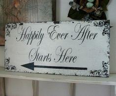Vintage Elegance Wedding Sign, 39% off | Recycled Bride@lindsaymarie