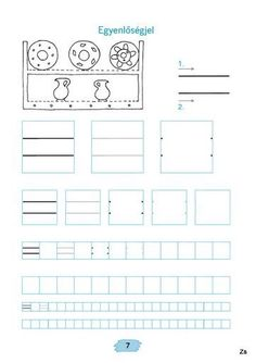 Tracing Worksheets, Preschool Worksheets, School Frame, Pre Writing, Home Learning, Fine Motor Skills, Special Education, Alphabet, Homeschool