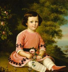 Frans Maexmontan As A Child