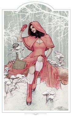Red Riding Hood - Lorena Carvalho