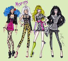 The Misfits by Hayden Williams