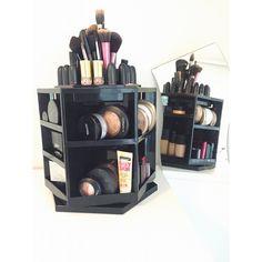 My new makeup organizer