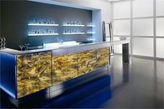 Fornir kamienny - Stone Traffic - California Gold