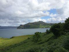 Scorrybreac walk, Portree, Isle of Skye, Scotland