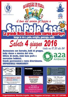 Notte Bianca a San Polo Case http://www.panesalamina.com/2016/48340-notte-bianca-a-san-polo-case.html
